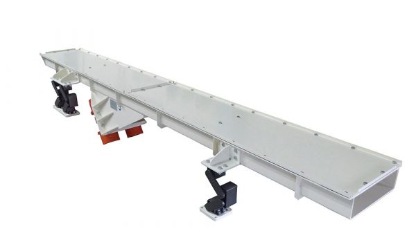Vibrating conveyors by S&F
