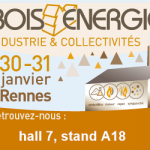 Salon Bois Energie 2019 in Rennes, France