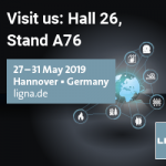 LIGNA 2019 in Hannover, Germany