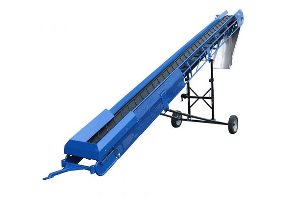 Troughed belt conveyors by S&F