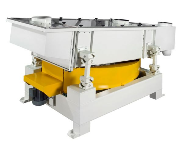 Screening machines: Oscillating screening machine by S&F