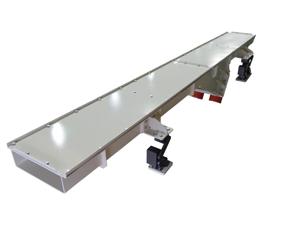 how to make a vibrating conveyor
