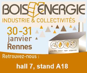 Salon Bois Energie 2019 In Rennes France Sf Gmbh